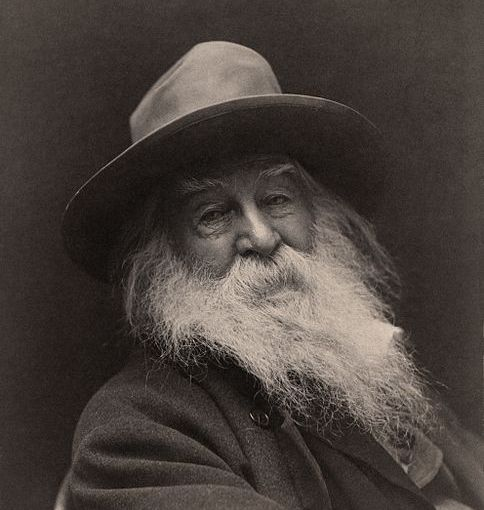 """Are you the new person drawn toward me?"" by Walt Whitman"