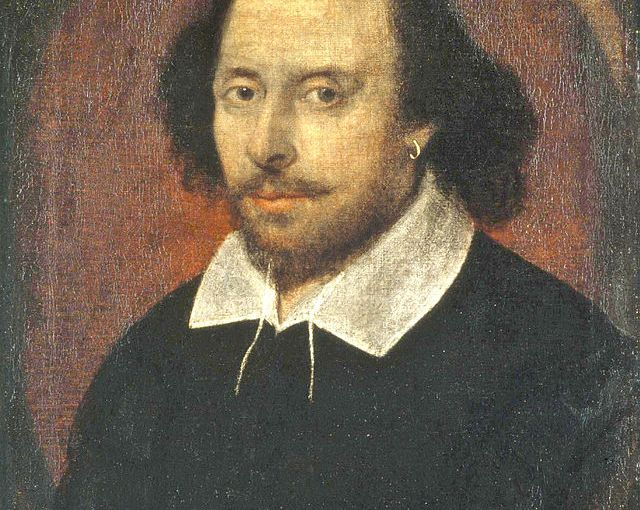 """When, in Disgrace with Fortune and Men's Eyes (or, 'Sonnet 29')"" by William Shakespeare"" (1564 – 1616)"