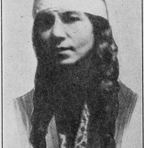 """Dunbar"" by Anne Spencer (1882 –1975)"