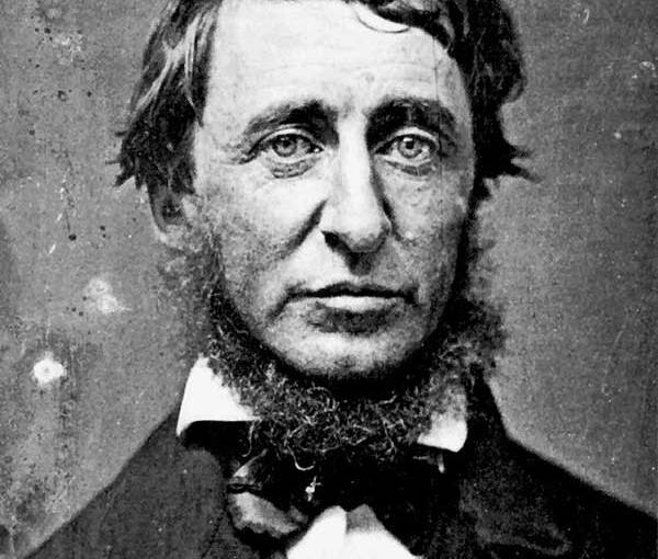 """I was born upon they bank, river"" by Henry David Thoreau (1817 – 1862)"