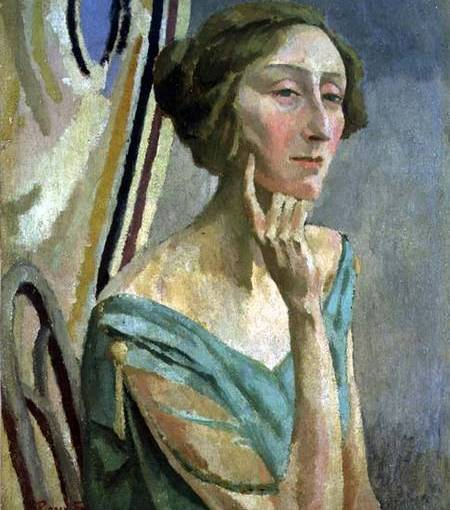 """What the Goose-Girl Said About the Dean"" by EDITH SITWELL (1887 – 1964)"