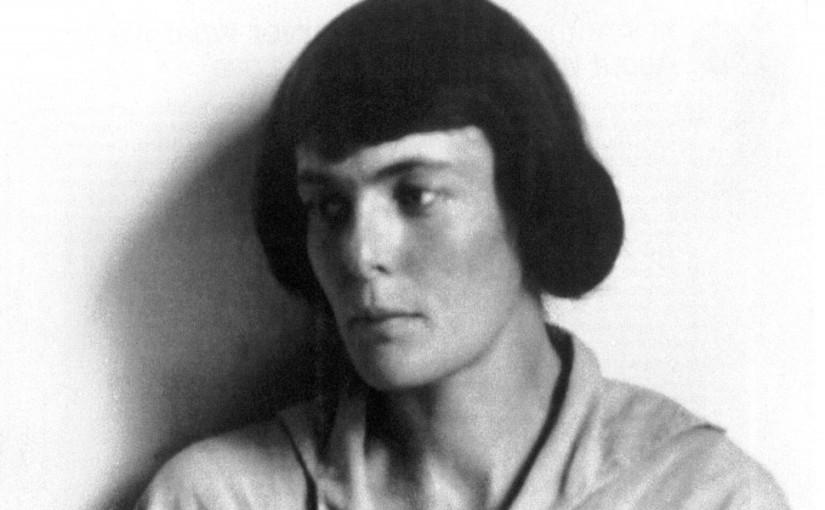 """""""Eurydice"""" by Hilda """"H.D. """" Doolittle (1886 –1961)"""