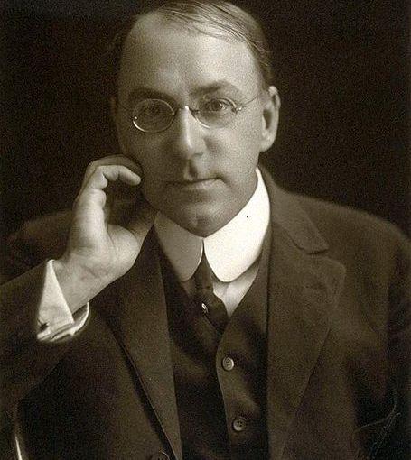 """""""Cinq Ans Apres"""" by Frank Gelette Burgess (1866 –1961)"""