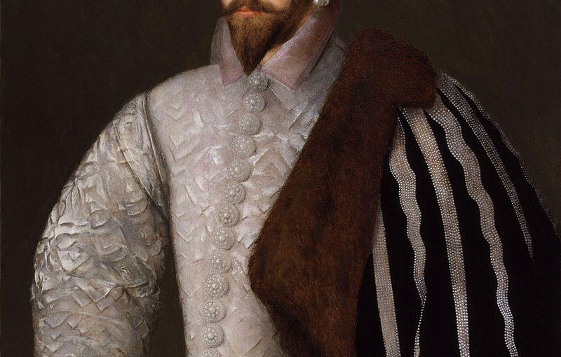 """Even Such Is  Time"" by Sir Walter Ralegh (or, Sir Walter Raleigh)"