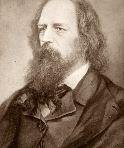 """The Splendor Falls"" by Alfred, Lord Tennyson (1809 – 1892)"