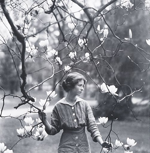 """""""First Fig"""" by Edna St. Vincent Millay (1892 –1950)"""