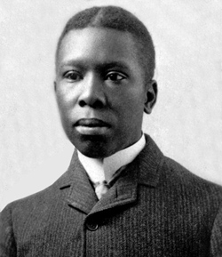 """""""Little Brown Baby"""" by Paul Laurence Dunbar (1872 –1906)"""